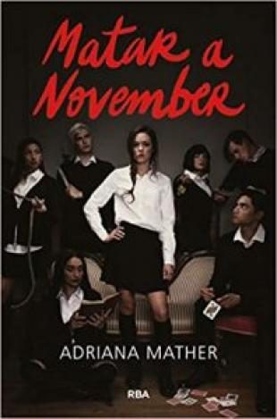 Matar a November | En Epub (Descargar)