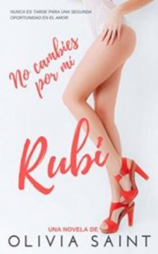 No cambies por mi- Rubi | Bajar en Ebook
